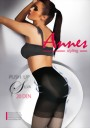 Annes - 20 denier body-shaping tights with push-up action Silva, visone, size L