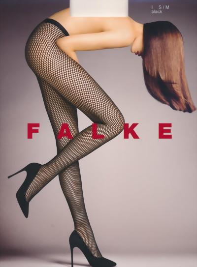 1c6d1194bf704 FALKE Autumn Basket - Elegant, soft fishnet tights