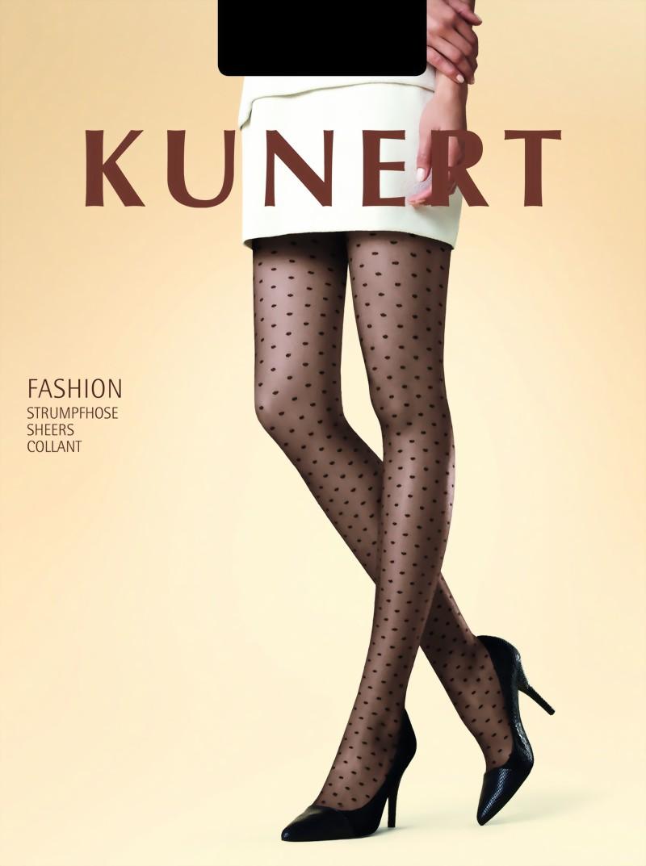 Hudson Fashion Strumpfhose matt semi-transparent TRENDY ELEGANCE