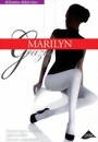 Marilyn - Opaque matt tights Grazia 60 den, light cherry, size S