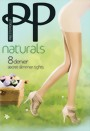 Pretty Polly - Naturals 8 denier secret slimmer tights